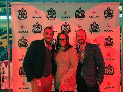 Richmond Flying Squirrels 9th Annual Hot Stove Banquet