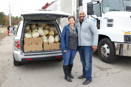 Richmond's 9th District Second Annual Turkey Giveaway