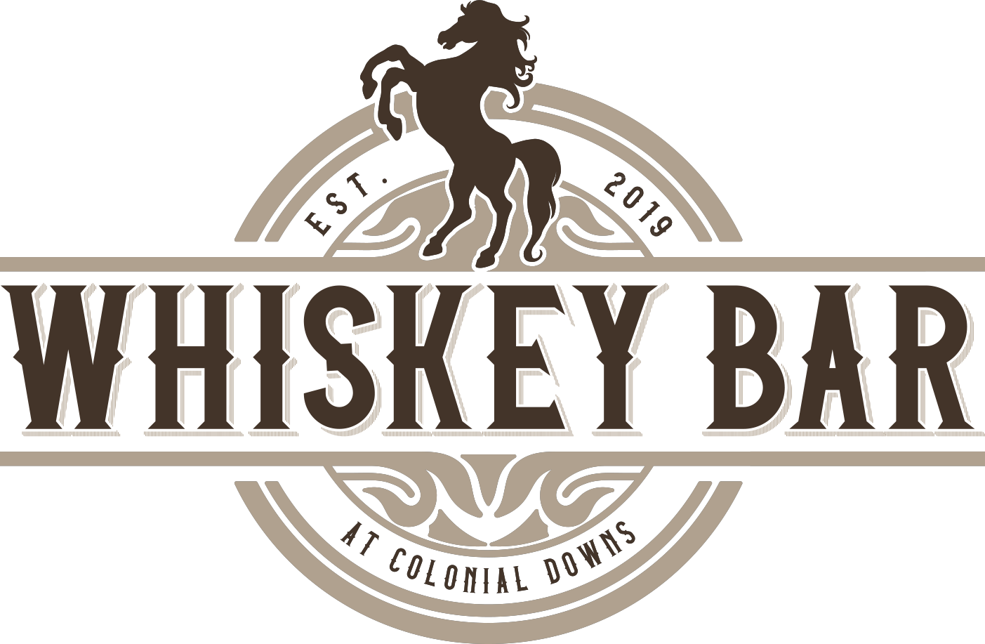 whiskey bar logo