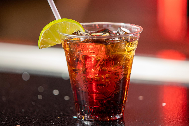Drink at Rosie's Bar