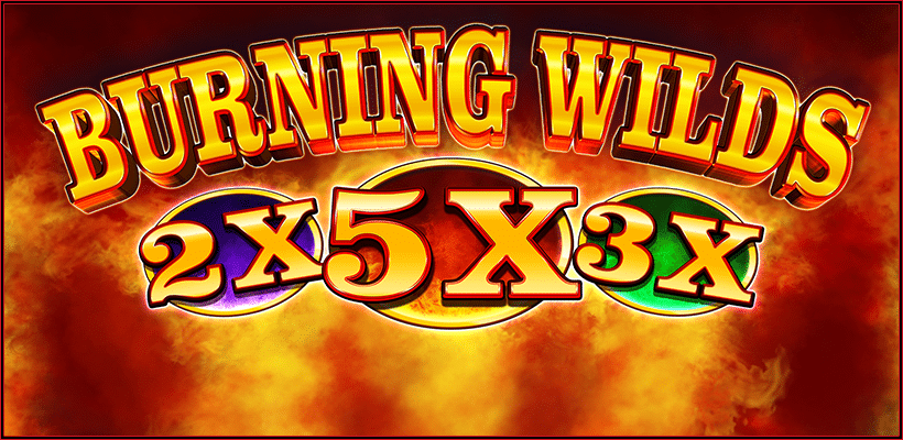 Picture for Burning Wilds 2X 3X 5X