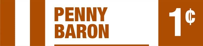 Penny Baron - Penny Jackpot