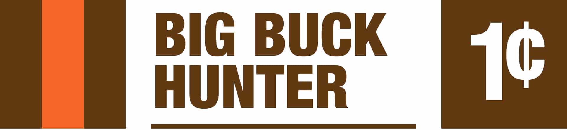 Big Buck Hunter - Penny Jackpot