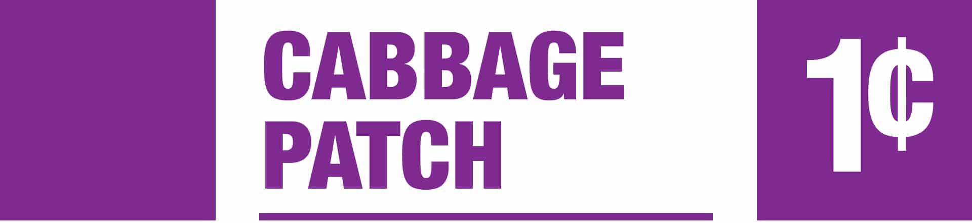 Cabbage Patch - Penny Jackpot
