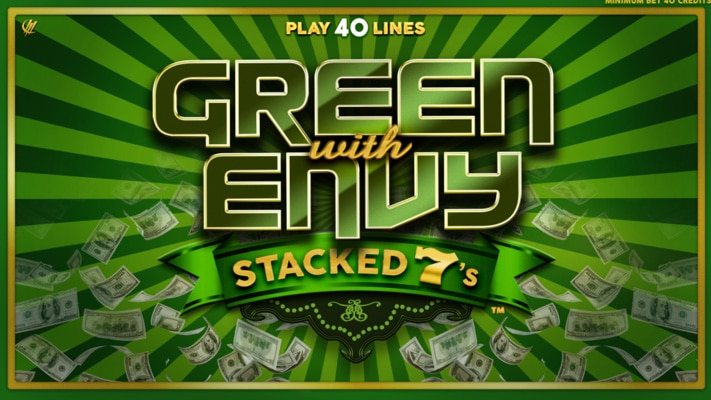 Picture for Green With Envy Stacked 7's