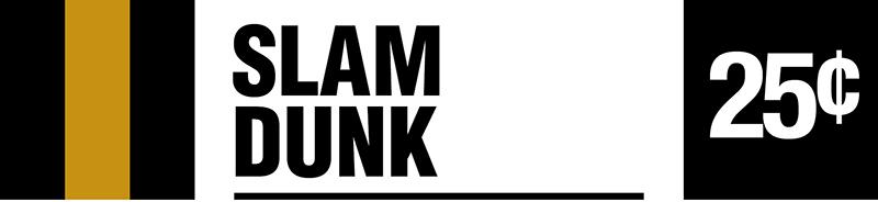 Slam Dunk - Quarter Jackpot