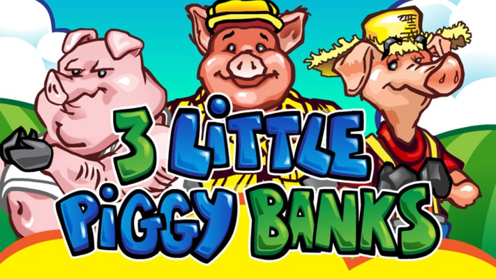 Picture for Three Little Piggy Banks