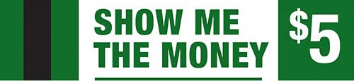 Show Me - Five Dollar Jackpot