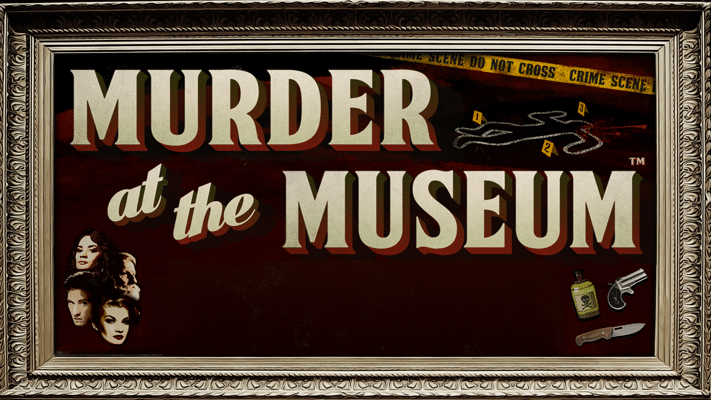 Picture for Murder At The Museum