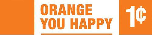 Orange You Happy - Penny Jackpot