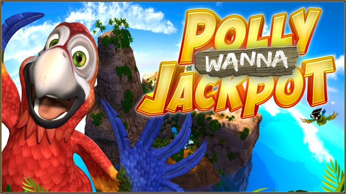 Picture for Polly Wanna Jackpot?