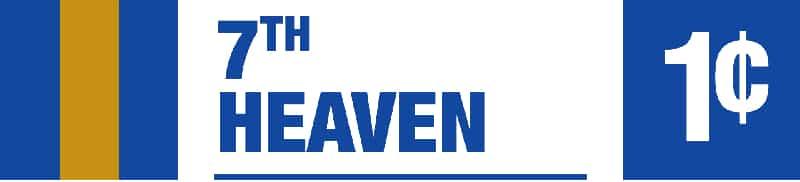 7th Heaven - Penny Jackpot