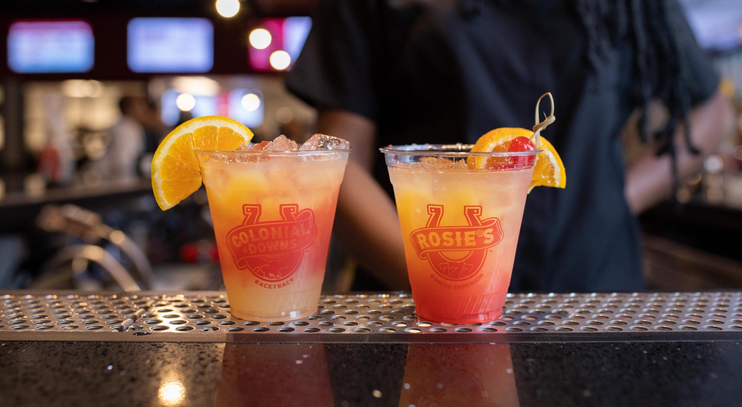 Rosie's Punch Drink