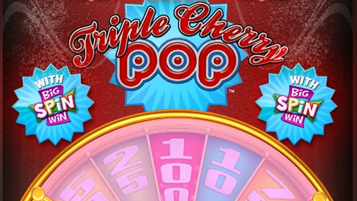 Picture for Triple Cherry Pop - Big Spin Win
