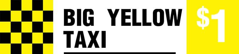 Big Yellow Taxi - Dollar Jackpots