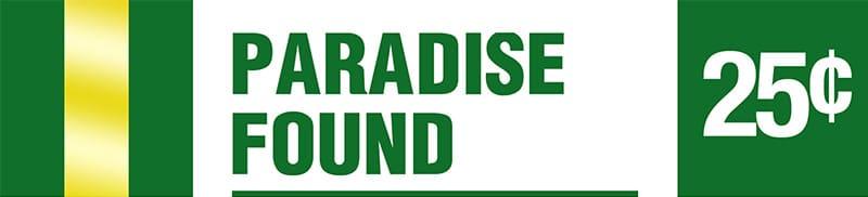 Paradise Found - Quarter Jackpot