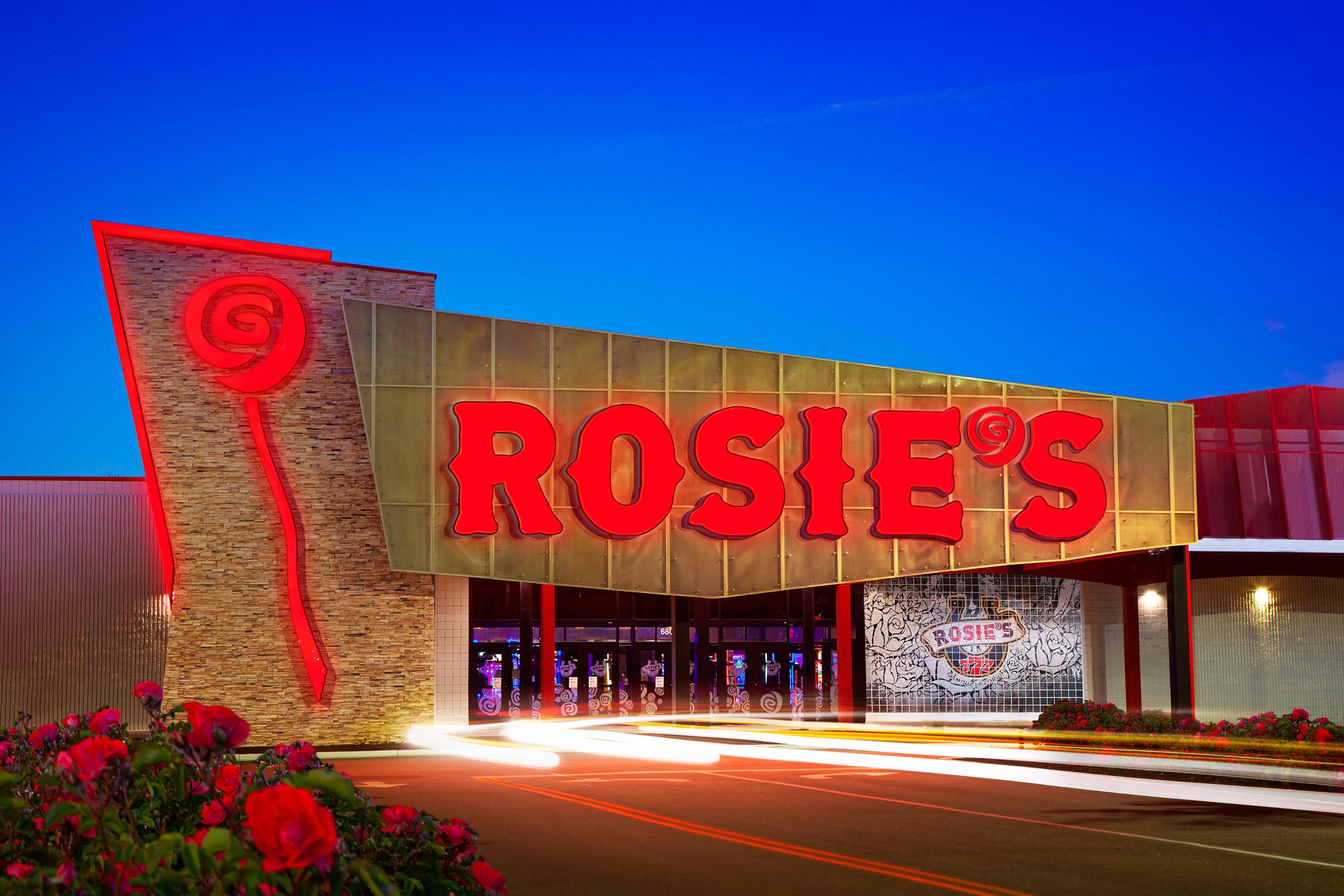 Rosie's in Richmond Exterior