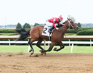 Trio of Open Stakes Highlight Colonial Downs' Monday Afternoon Card