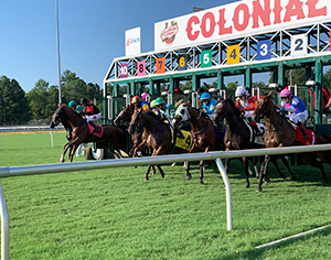 Colonial Downs Racing