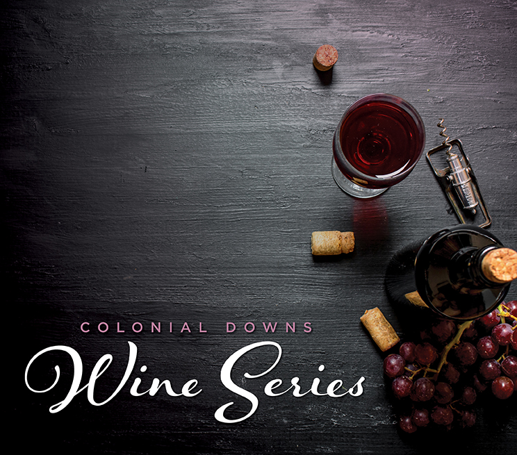Colonial Downs Wine Series