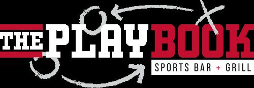 Playbook Sports Bar + Grill Logo